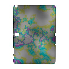 Unique Marbled Candy Samsung Galaxy Note 10 1 (p600) Hardshell Case