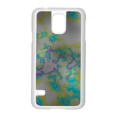 Unique Marbled Candy Samsung Galaxy S5 Case (white)