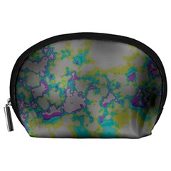 Unique Marbled Candy Accessory Pouches (Large)