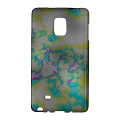 Unique Marbled Candy Galaxy Note Edge