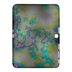 Unique Marbled Candy Samsung Galaxy Tab 4 (10.1 ) Hardshell Case