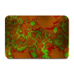 Unique Marbled Hot Plate Mats