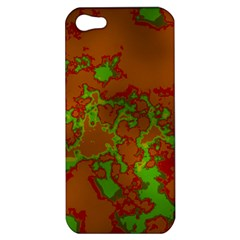 Unique Marbled Hot Apple iPhone 5 Hardshell Case