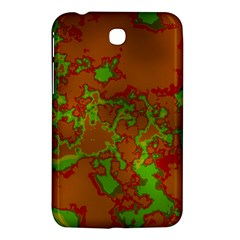 Unique Marbled Hot Samsung Galaxy Tab 3 (7 ) P3200 Hardshell Case