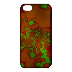 Unique Marbled Hot Apple iPhone 5C Hardshell Case