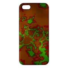 Unique Marbled Hot iPhone 5S Premium Hardshell Case