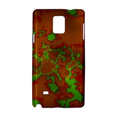 Unique Marbled Hot Samsung Galaxy Note 4 Hardshell Case