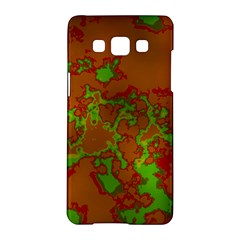 Unique Marbled Hot Samsung Galaxy A5 Hardshell Case