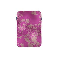 Unique Marbled Pink Apple iPad Mini Protective Soft Cases