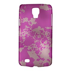 Unique Marbled Pink Galaxy S4 Active