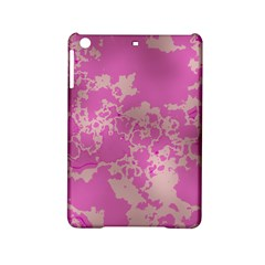 Unique Marbled Pink iPad Mini 2 Hardshell Cases