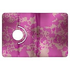 Unique Marbled Pink Kindle Fire HDX Flip 360 Case
