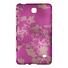 Unique Marbled Pink Samsung Galaxy Tab 4 (7 ) Hardshell Case