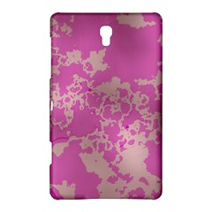 Unique Marbled Pink Samsung Galaxy Tab S (8 4 ) Hardshell Case