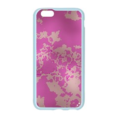Unique Marbled Pink Apple Seamless iPhone 6/6S Case (Color)