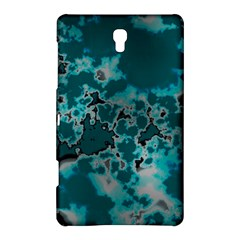 Unique Marbled Teal Samsung Galaxy Tab S (8 4 ) Hardshell Case