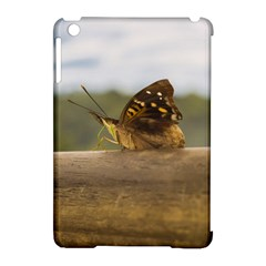 Butterfly against Blur Background at Iguazu Park Apple iPad Mini Hardshell Case (Compatible with Smart Cover)