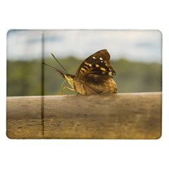 Butterfly against Blur Background at Iguazu Park Samsung Galaxy Tab 10.1  P7500 Flip Case