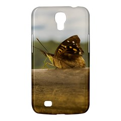 Butterfly against Blur Background at Iguazu Park Samsung Galaxy Mega 6.3  I9200 Hardshell Case