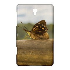 Butterfly against Blur Background at Iguazu Park Samsung Galaxy Tab S (8.4 ) Hardshell Case