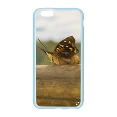 Butterfly against Blur Background at Iguazu Park Apple Seamless iPhone 6/6S Case (Color)