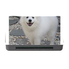 American Eskimo Dog Full Memory Card Reader with CF