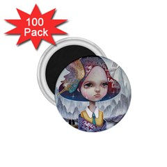 World Peace 1 75  Magnets (100 Pack)