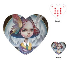 World Peace Playing Cards (Heart)