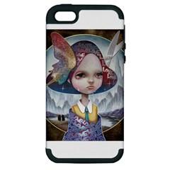 World Peace Apple iPhone 5 Hardshell Case (PC+Silicone)