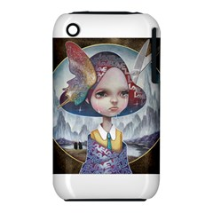World Peace Apple Iphone 3g/3gs Hardshell Case (pc+silicone)