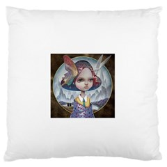 World Peace Standard Flano Cushion Cases (One Side)