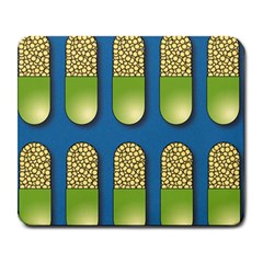 Capsule Pattern Large Mousepads