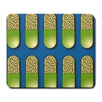 Capsule Pattern Large Mousepads Front