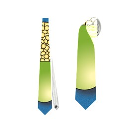 Capsule Pattern Neckties (Two Side)