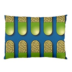 Capsule Pattern Pillow Cases