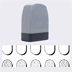 Capsule Pattern Name Stamps