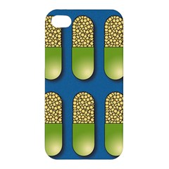 Capsule Pattern Apple iPhone 4/4S Hardshell Case