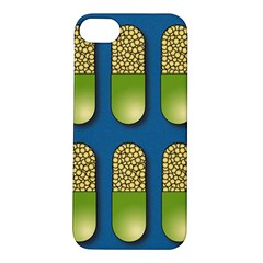 Capsule Pattern Apple iPhone 5S Hardshell Case