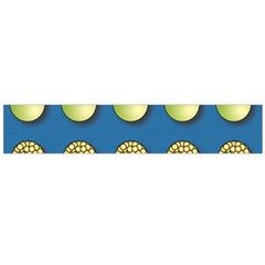 Capsule Pattern Flano Scarf (Large)
