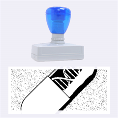 Dna Capsule Rubber Stamps (Large)