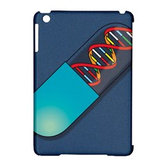 Dna Capsule Apple iPad Mini Hardshell Case (Compatible with Smart Cover)