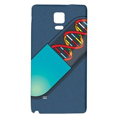 Dna Capsule Galaxy Note 4 Back Case