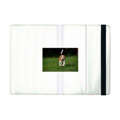 Beagle Walking iPad Mini 2 Flip Cases