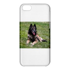 Belgian Tervuren Laying Apple iPhone 5C Hardshell Case