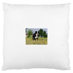 Border Collie Full 3 Large Cushion Cases (Two Sides)