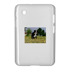 Border Collie Full 3 Samsung Galaxy Tab 2 (7 ) P3100 Hardshell Case