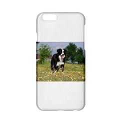 Border Collie Full 3 Apple iPhone 6/6S Hardshell Case