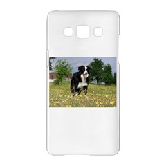 Border Collie Full 3 Samsung Galaxy A5 Hardshell Case