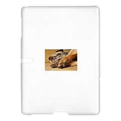 Border Terrier Sleeping Samsung Galaxy Tab S (10.5 ) Hardshell Case