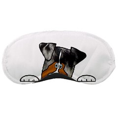 Blue Merle Peeking Aussie Sleeping Masks